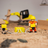 Small World Wooden Construction Site Set  small