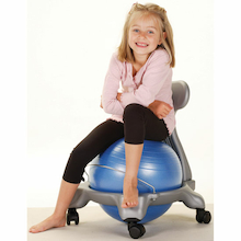 Balance Ball Supported Back Fit Chair  medium