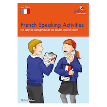 French Speaking Activities Book  medium