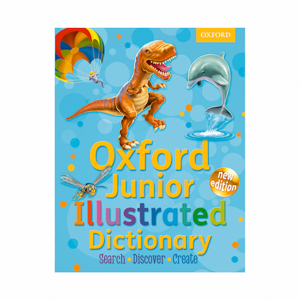 Oxford Junior Illustrated Dictionary  large