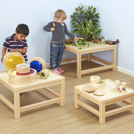 Toddler Wooden Nesting Tables 3pk  large