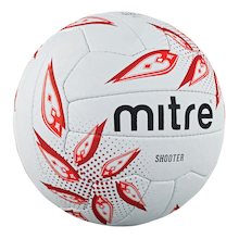 Mitre Shooter Netball Size 5  medium
