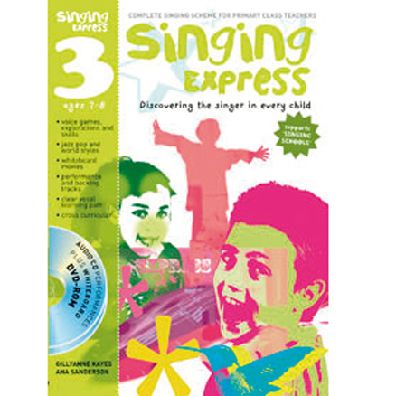 KS2 Singing Express Books  large