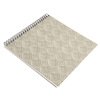 140gsm Spiral Sketchbook 300mm Square 10pk  small