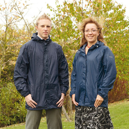 Regatta Adults Pack-away Jacket  large