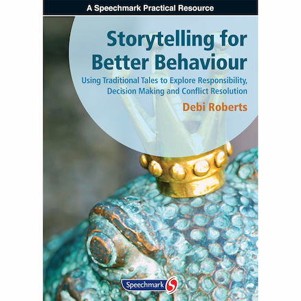 KS3 Storytelling For Better Behaviour Book And CD  large
