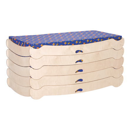 Stacking Plywood Sleepyhead Rest Beds  large
