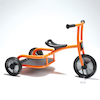 Trike with Double Pedestal  small