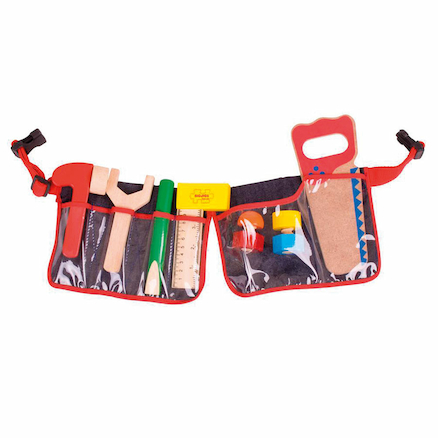 Carpenter\'s Role Play Tool Belt  large