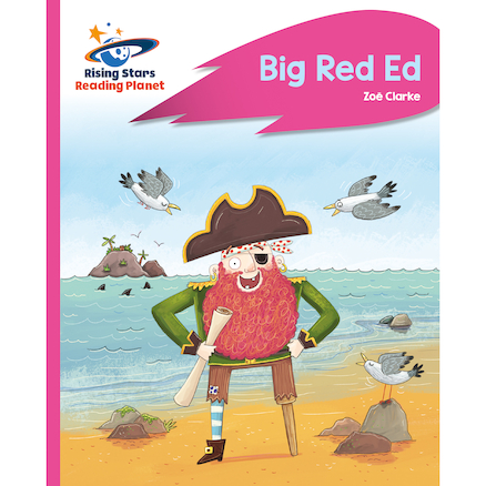 Reading Planet Pink B Complete Pack  large
