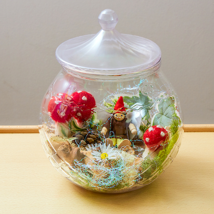 Magical Ingredient Storage Jars  large