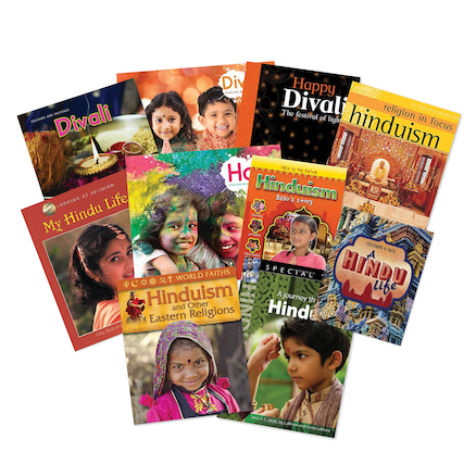 Hinduism Book Pack  large