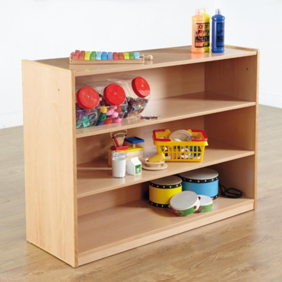 Bookshelves Buy: Buy Classic Beech Shelving Unit