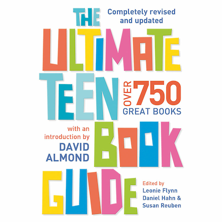 KS3 The Ultimate Teen Book Guide  large