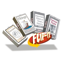 Flip-It History Set  medium