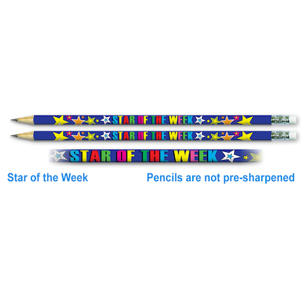Star of the Week Pencils  large