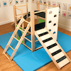 Indoor Wooden Climbing Frame  small