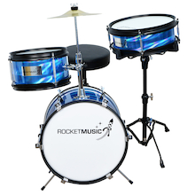 Junior 3 Piece Drum Kit  medium