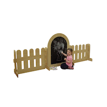 Toddler Wooden Divider Panels  medium