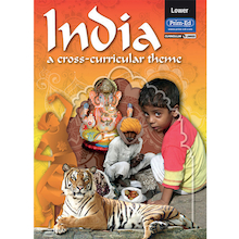 India Topic Book Pack 2pk  medium