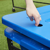 Sand \x26 Water Play Table 40cm Blue\/Translucent 2pk  small