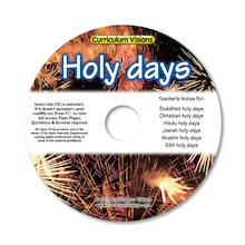 Holy Days Teachers Guide CD  medium