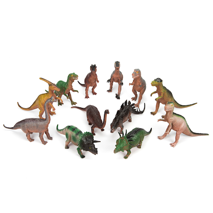 Small World Giant Dinosaurs Set 12pcs  large