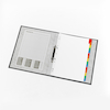 Assorted Avery Index Folder Dividers  small