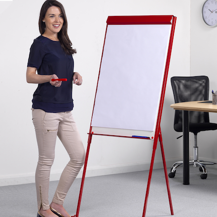Non Magnetic Flip Charts  large