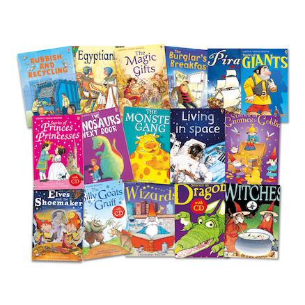 Gold Band Reading Book Pack  large
