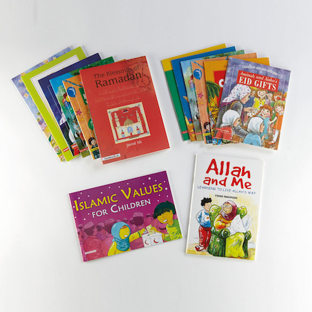 Treasured Islamic Tales Book Pack 14pk  large
