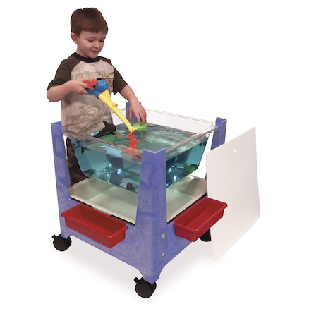 Sand and Water Activity Tray  large