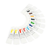 Reeves Acrylic Paint Tubes Assorted 10ml  small