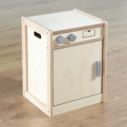 Role Play Wooden Dishwasher  large