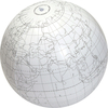 Writable Globe 61cm  small