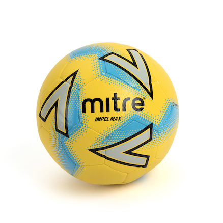 Mitre Impel Max Training Football Size 5  large