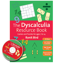 The Dyscalculia Resource Activity Book  medium