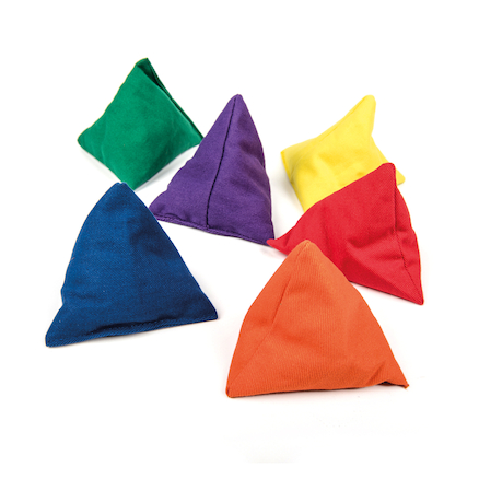 Pyramid Bean Bags 36pk  large