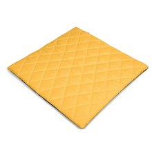Large Outdoor Yellow Mat 200 x 200cm  medium