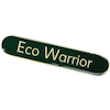 Eco Warrior Enamel Badges  small
