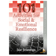 101 Activities for Emotional Resilience Book  medium
