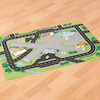 Role Play Road and Airport Play Carpet  small
