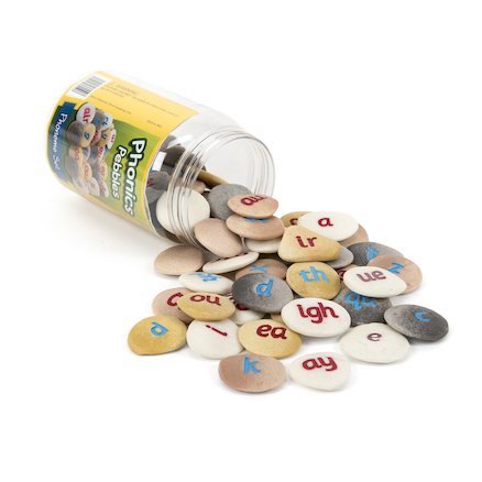 Phonics Pebbles  large