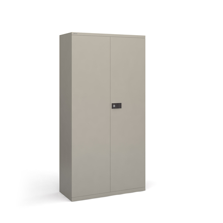 Lockable Metal Storage Cupboard  large