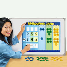 Giant Magnetic Regrouping Chart   medium