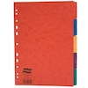 Europa A4 Subject Folder Dividers  small