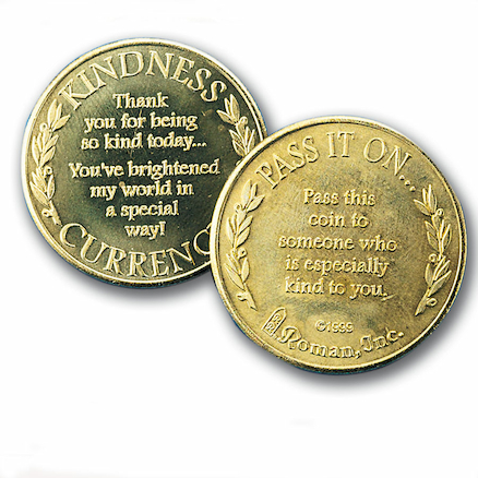 Kindness Reward Coins  large