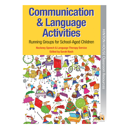 Communication and Language Activity Book  large