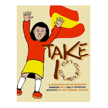 Take 10 En Espanol Activity Book and Audio CDs  medium