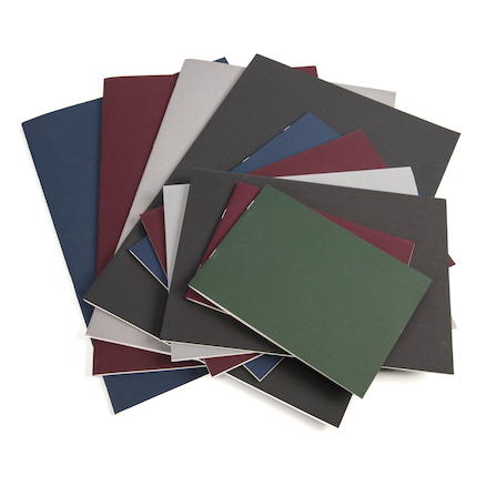 Pisces Plain Stapled Sketchbooks A4 100gsm  large